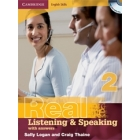 Real Listening & Speaking 2 (with answers and Audio CD)