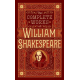 The Complete Works of William Shakespeare (Leatherbound Edition)