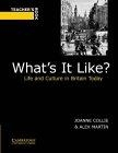 What's it like? Life and culture in Britain today. Teacher's book