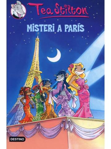 Tea Stilton 4. Misteri a París