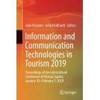 Information and Communication Technologies in Tourism 2019: Proceedings of the International Conference in Nicosia, Cyprus, January 30-February 1, 2019