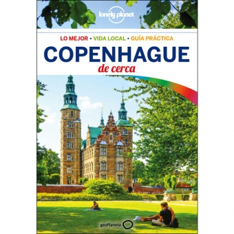 Copenhague (De Cerca) Lonely Planet