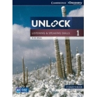 Unlock Listening & Speaking Skills. Level A1. Student's Book with Online Workbook