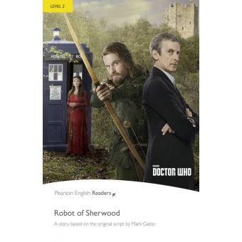 Level 2: Doctor Who: The Robot of Sherwood & MP3 Pack
