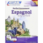 Assimil Superpack Perfectionnement Espagnol (livre   4 CD audio   1CD MP3)