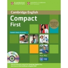 Compact First.Student?s Book Pack (Student?s Book with answers and CD-ROM and Audio CDs)