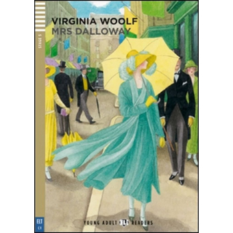 Young Adult ELI Readers - Mrs Dalloway + CD - Stage 5 - C1 - Advanced