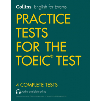 Practice Tests for the TOEIC Test (Collins English for the TOEIC Test)