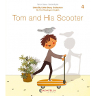 Little by little: My first readings in English #4 - Tom and his scooter