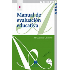 Manual de evaluación educativa