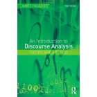 An Introduccion to Discourse Analysis. Theory and Method (Third edition)