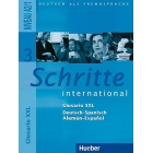 Schritte international 3. Glosario XXL