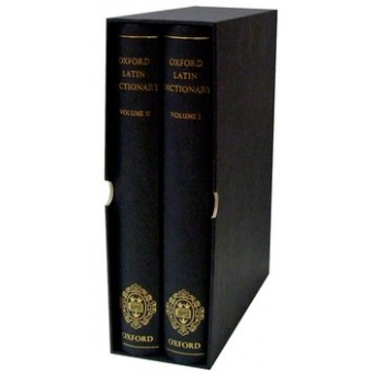 Oxford Latin dictionary (2nd. edition)