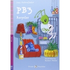 Young ELI Readers - PB3 recycles + CD-Audio - Stage 2 - A1 Starters/Movers