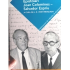 Epistolari Joan Colomines - Salvador Espriu