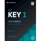 A2 Key 1 for revised exam from 2020. Student's Book with Answers with Audio