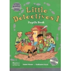Little detectives 1. Pupil's book. Primary 3rd cycle (libro+CD)