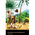 Swiss Family Robinson, The Book & MP3 Pack Penguin Readers 3