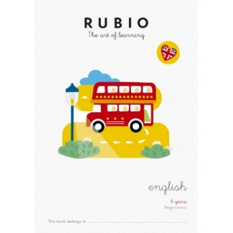 Rubio. The Art of learning. English 6 Years Beginners