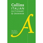 Collins Italian Dictionary and Grammar : 120,000 translations plus grammar tips (Collins Dictionary & Grammar)