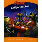 Marvel Avengers -  Call for Backup - Pearson English Kids Readers: Level 3