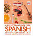 Complete Language Pack Spanish : Learn in just 15 minutes a day