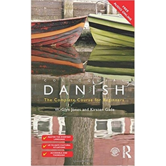 Colloquial Danish: the complete course for beginners (Download free in MP3)