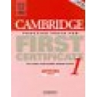 Cambridge Practice Tests for First Certificate 1. Teacher's Book