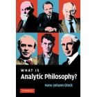 What is analytic philosophy?
