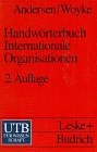 Handwörterbuch Internationale Organisationen