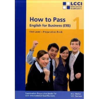 How to pass. English for business 1. First level