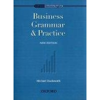 Business Grammar and Practice New Edition.