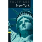 New York. OBL Stage 1 Factfiles. MP3 Pack