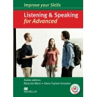 Improve your Skills: Listening & Speaking  for Advanced. Student's book with key