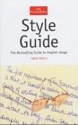 The Economist Style guide (2003)