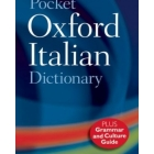 Pocket Oxford Italian Dictionay