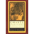 Chaste passions (Medieval english virgin martyr legends)