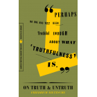 On Truth And Untruth: Selected Writing