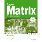 Matrix pre-intermediate Workbook  new ed.
