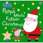 Peppa Pig: Peppa Meets Father Christmas