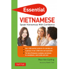 Essential Vietnamese: Speak Vietnamese with Confidence! (Essential Phrasebook and Dictionary Series) [Idioma Inglés]