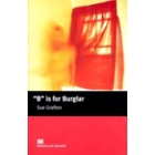 B is for burglar (american eng.) Intermediate.