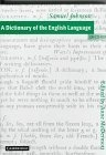 A Dictionary of the English Language on CD-ROM