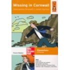 Missing in Cornwall (McGraw-Hill Reader Elementary)  + Audio CD