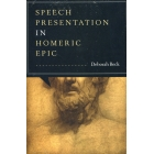 Speech presentation in homeric epic