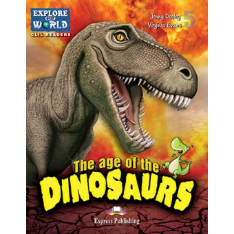 The Age of the Dinosaurs. reader with cross-platform application