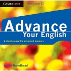 Advance your English. Class CD