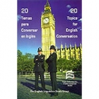 Temas para conversar en inglés 20 topics for English conversation