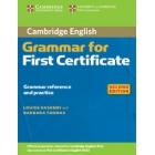 Grammar for first certificate without answers