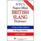 British Slang Dictionary